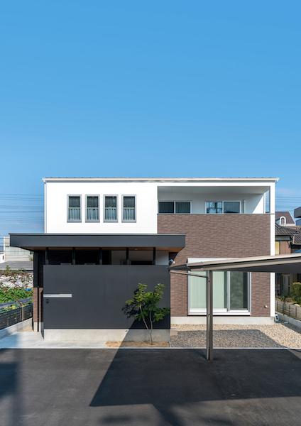 東新町の家