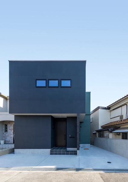 垂水.高台の家