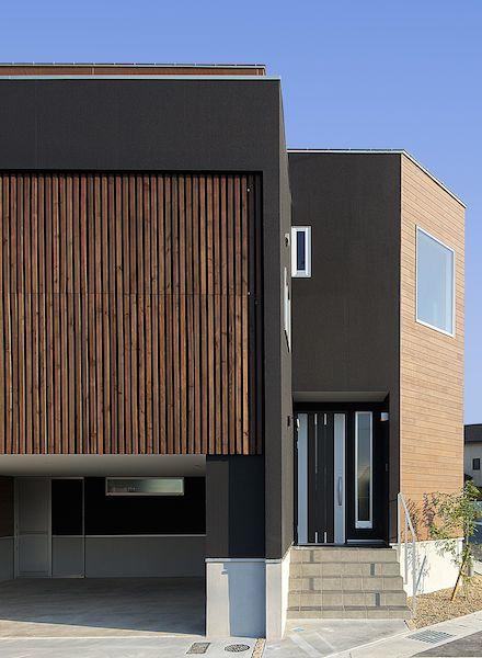 5層スキップの家
