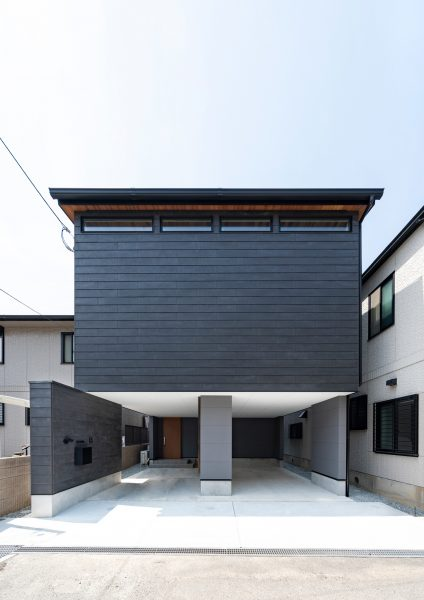 アーキテクツデザインの家